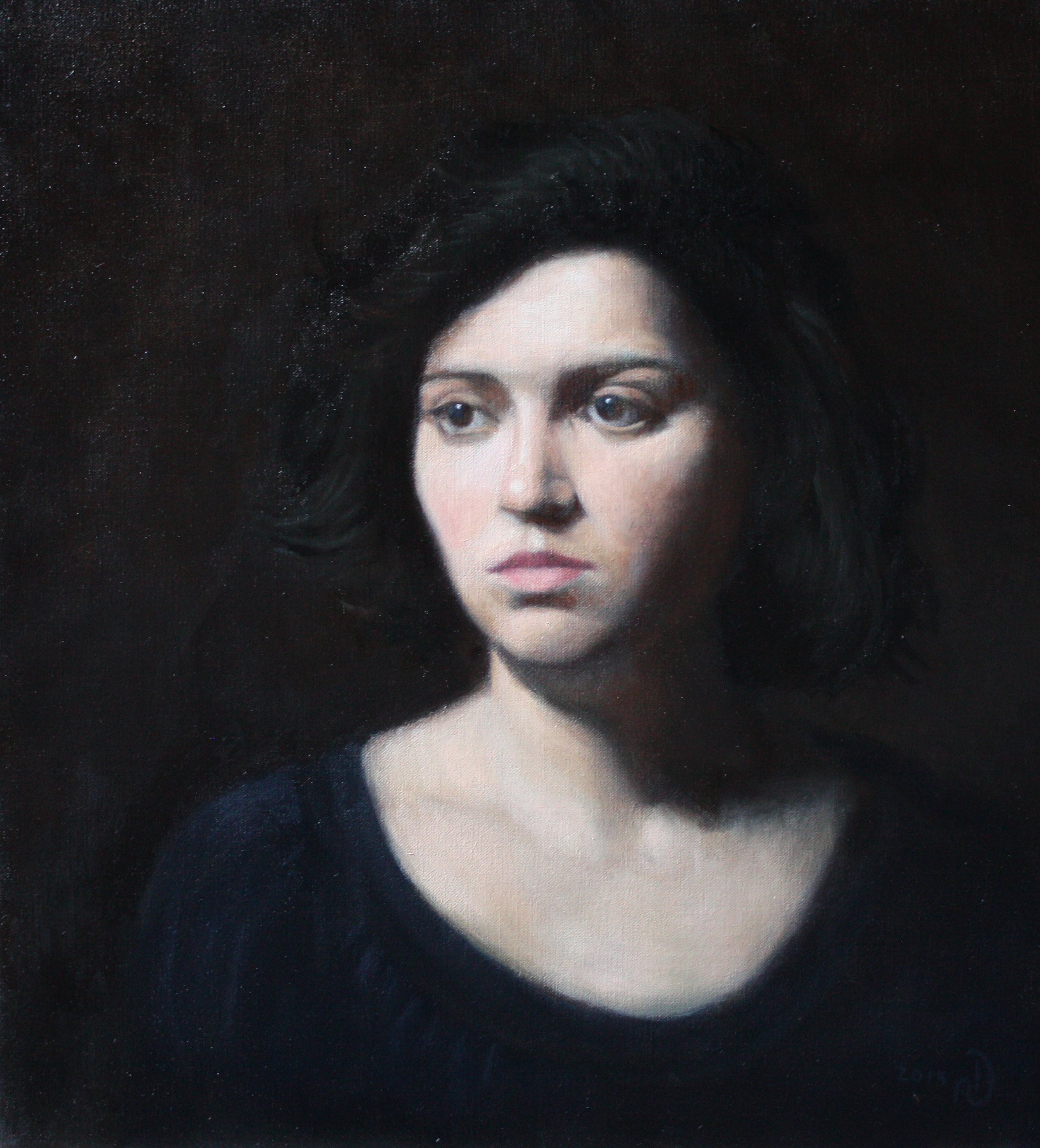 Portrait of Giuditta