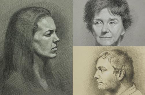 New portraits