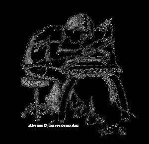 Artist_inktober