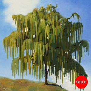 Weeping Willow (Sold)