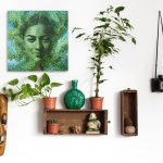 Mother Nature Canvas Print in Room Canadian Art Buy
