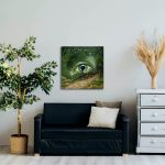 Eye of Nature in room